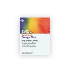 Eviol MultiVitamin Energy Plus Πολυβιταμίνη για...