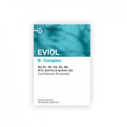 Eviol B-Complex Φυσιολογική Λειτουργία Νευρικού...