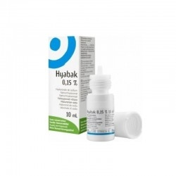 Thea Synapsis Hyabak Eye Solution 0.15% Ενυδατικό...