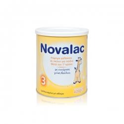 Novalac 3 Ρόφημα Γάλακτος σε Σκόνη για Παιδιά Μετά...