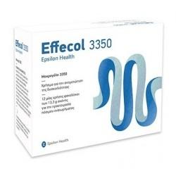 Effecol 3350 Αντιμετώπιση της Δυσκοιλιότητας 12Sach.