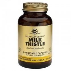 Solgar Milk Thistle Συμπλήρωμα Διατροφής με...