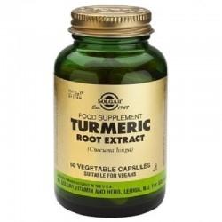 Solgar Turmeric Root Extract Συμπλήρωμα Διατροφής με...
