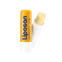 Liposan Sun Protect SPF30 Αντηλιακό Βάλσαμο Χειλιών...