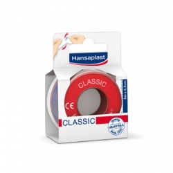 Hansaplast Classic Ταινία Στερέωσης 2.5cm x 5m
