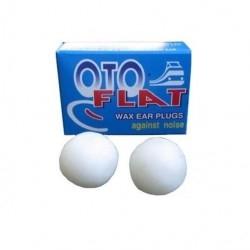 OEM OtoFlat Wax Earplugs Ωτοασπίδες Κέρινες Κατά του...