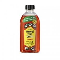 Monoi  Tiki Tahiti Tiare Bronzant Sun Tan Oil SPF3...