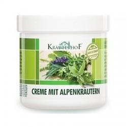 Krauterhof Κρέμα Ποδιών με Βότανα των Άλπεων 250ml