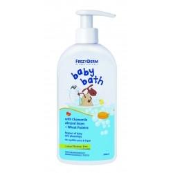 FrezyDerm Baby Bath Α παλό Βρεφικό Αφρόλουτρο 300ml