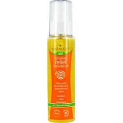 Pharmasept Tol Velvet Relief Massage Oil Λάδι Μασάζ...