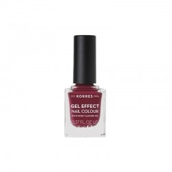Korres Gel Effect Nail Colour With Sweet Almond Oil...