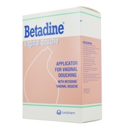Betadine Vaginal Douche -  Συσκευή Για Κολπικές...