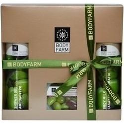 Body Farm Gift Set Olive Oil Σετ Δώρου με...