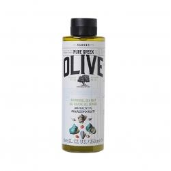 Korres Olive Showergel Sea Salt Αφρόλουτρο με...