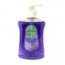 Dettol Liquid Soap Soothe - Αντιβακτηριδιακό 250 ml