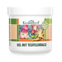 Krauterhof Φυσικό Gel με Αρπαγόφυτο και Ευκάλυπτο 500ml