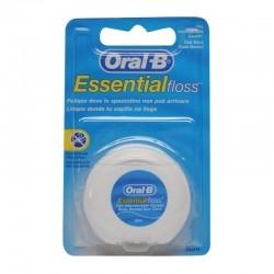 Oral-B Essential Floss Οδοντικό Νήμα Κερωμένο 50m