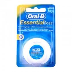 Oral-B Essential Floss Ακήρωτο Οδοντικό Νήμα 50m