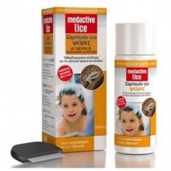 Euromed Medactive Lice Σαμπουάν για Ψείρες με...