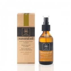 Apivita Natural Oil Βιολογικό Μείγμα Ελαίων Για...