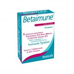 Health Aid BetaImmune Φόρμουλα για Ενίσχυση...