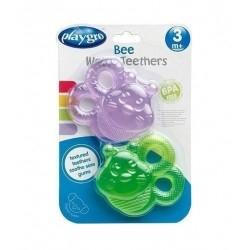 Playgro Bee Water Teethers 3m+ Μασητικό οδοντοφυΐας...