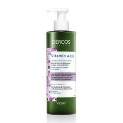 Vichy Dercos Vitamin A.C.E. Shine Shampoo Σαμπουάν...
