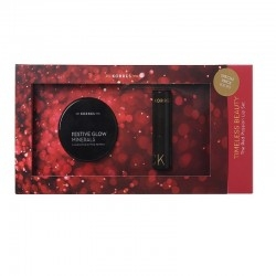 Korres Timeless Beauty Red Passion Lip Set Σετ Μακιγιάζ