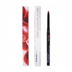 Korres Morello Stay-On Lip Liner 02 Real Red Μολύβι...