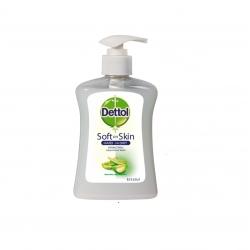 Dettol Soft on Skin Αντισηπτικό Κρεμοσάπουνο Χεριών...