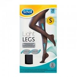 SCHOLL Light Legs 20den Kαλσόν  Μαύρο Μέγεθος S