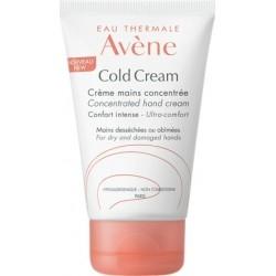 Avene Cold Cream Mains Συμπυκνωμένη Κρέμα Χεριών 50ml