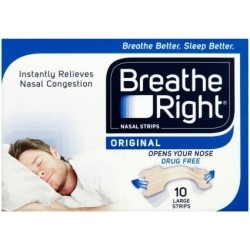 Breathe Right Original Ρινικές Ταινίες  Μεσαίο...