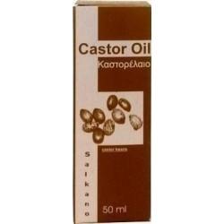 Salkano Castor Oil - Καστορέλαιο 50ml