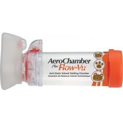 AeroChamber Plus with Flow-Vu Αεροθάλαμος Εισπνοών...