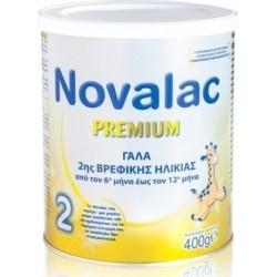 Novalac Premium 2 Γάλα 2ης Βρεφικής Ηλικίας από τον...