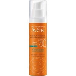 Avene Eau Thermale Solaire Cleanance SPF50+...