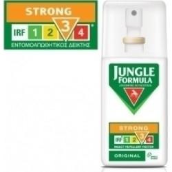 Jungle Formula Spray Strong Original 75ml Απωθητικό...
