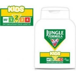 Omega Pharma Jungle Formula Kids Εντομοαπωθητική...