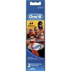Oral B Stages Power The Incredibles 2 Ανταλλακτικές...