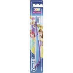 Oral-B Kids Disney Princess Μπλε/Μωβ Παιδική Μαλακή...