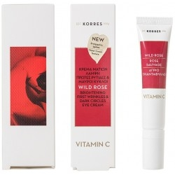 Korres Wild Rose Eye Cream Vitamin C, Κρέμα Ματιών...
