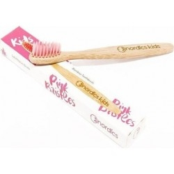 Nordics Kids Bamboo Toothbrush Παιδική Οδοντόβουρτσα...
