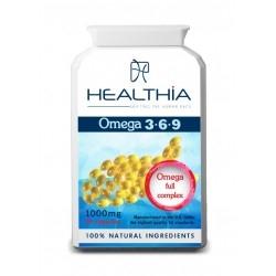 Healthia Ω 3,6,9 Essentials Συμπλήρωμα Διατροφής με...