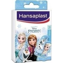 Hansaplast Παιδικά Strips Frozen 20τμχ