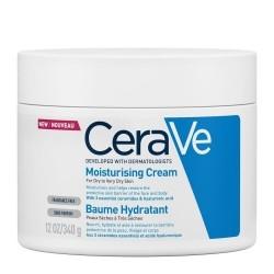 CeraVe Moisturising Cream Ενυδατική Κρέμα για Ξηρό -...