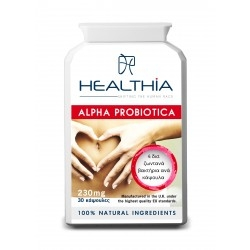 Healthia Alpha Probiotica Πανίσχυρο Προβιοτικό...