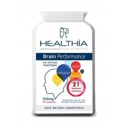 Healthia Brain Performance Συμπλήρωμα Διατροφής για...