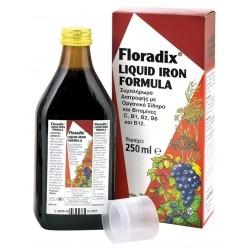 Power Health Floradix Liquid Iron Formula Συμπλήρωμα...