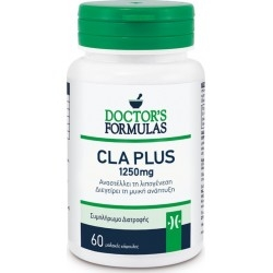 Doctor's Formulas CLA Plus 1250mg 60 Caps...